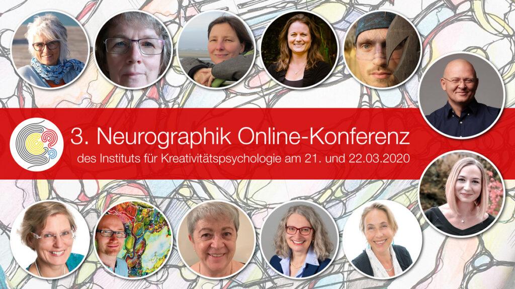 3. NeuroGraphik Online-Konferenz am 21. und 22. März 2020