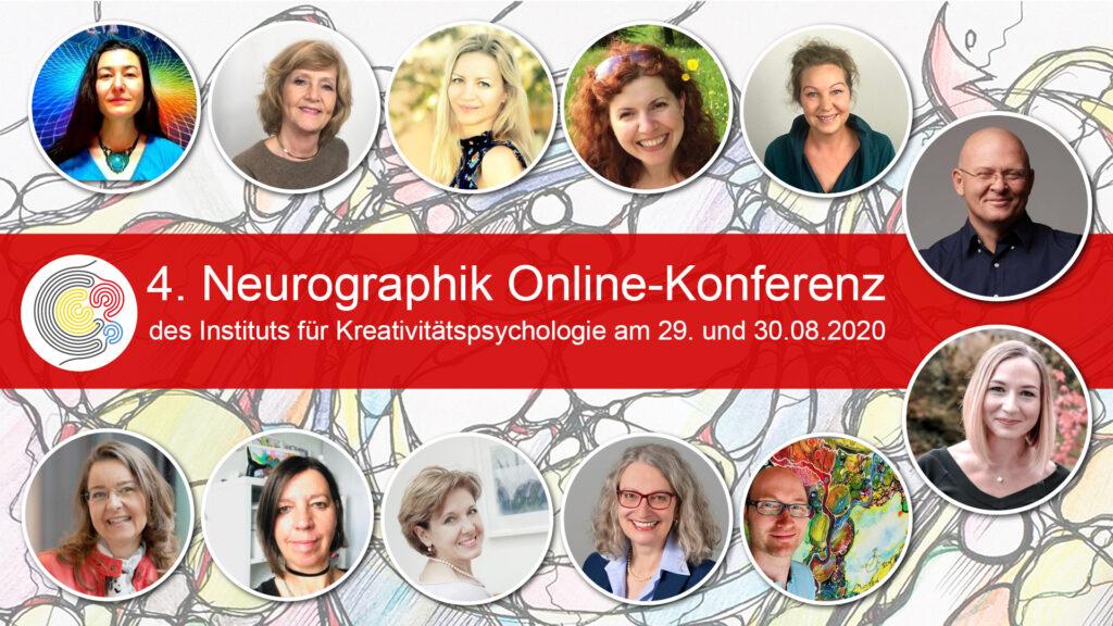 4. NeuroGraphik Online-Konferenz am 29. und 30. August 2020